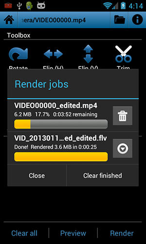 Video toolbox editor app for Android, download programs for phones and tablets for free.