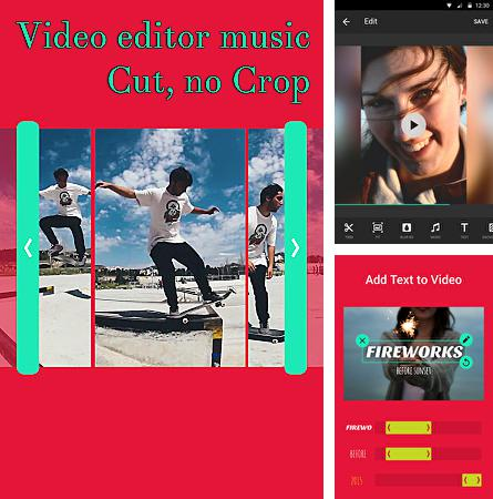 Download Video editor music for Android phones and tablets.