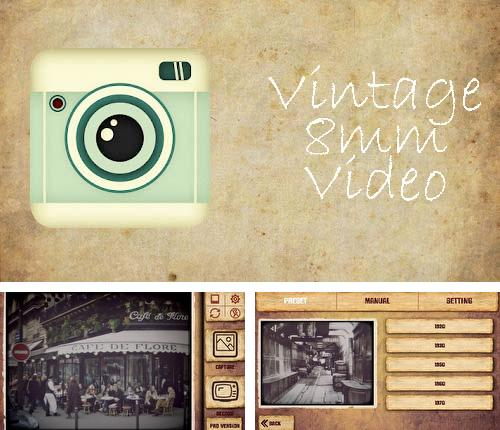 Descargar gratis Vintage 8mm video - VHS para Android. Apps para teléfonos y tabletas.