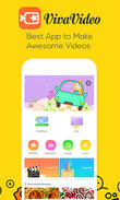 Download Viva video for Android - best program for phone and tablet.