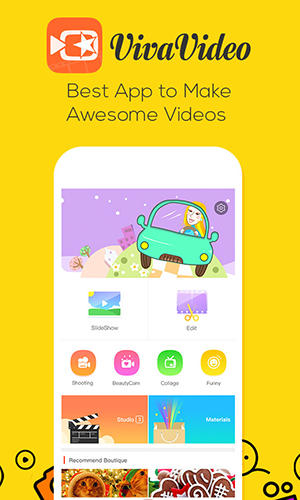 Viva video for Android – download for free