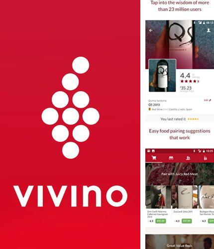 Besides Norton Security: Antivirus Android program you can download Vivino - Wine scanner for Android phone or tablet for free.