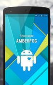 Download Vkontakte Amberfog for Android - best program for phone and tablet.