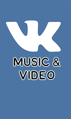 VKontakte music and video