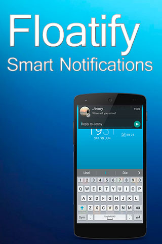 Floatify - Smart Notifications