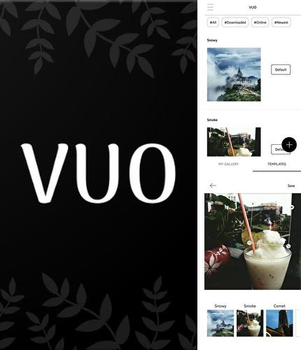 Besides ES Explorer Android program you can download VUO - Cinemagraph, live photo & photo in motion for Android phone or tablet for free.