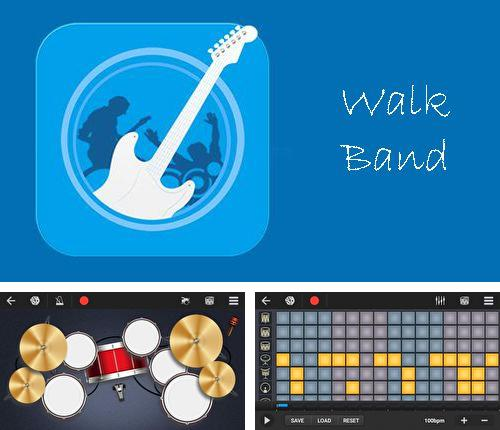 Además del programa Happy birthday: Pro para Android, podrá descargar Walk band - Multitracks music para teléfono o tableta Android.