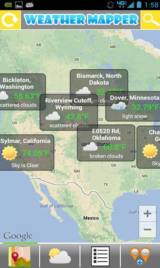 Weather Mapper