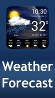 Download Weather forecast for Android - best program for phone and tablet.