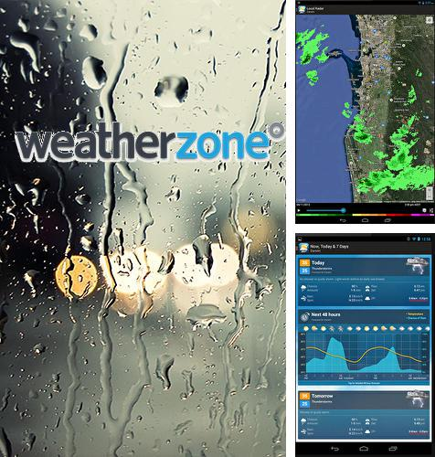 Download Weatherzone plus for Android phones and tablets.