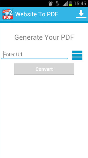 Download Website To PDF for Android for free. Apps for phones and tablets.