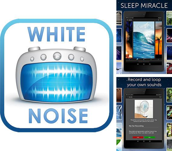 Besides TSheets - Time tracker Android program you can download White noise for Android phone or tablet for free.