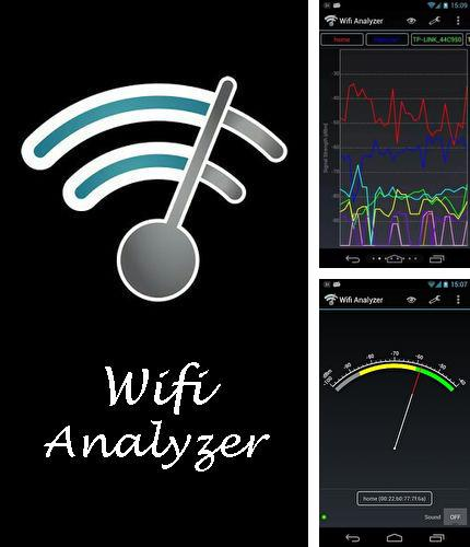 Besides Smart drawer - Apps organizer Android program you can download Wifi analyzer for Android phone or tablet for free.