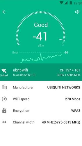 WiFiman app for Android, download programs for phones and tablets for free.
