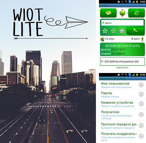 Download Wiot lite for Android phones and tablets.