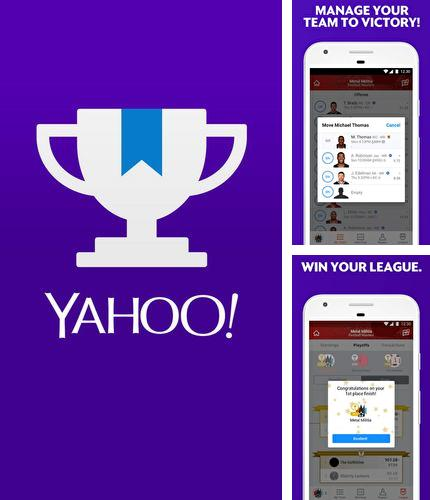 Besides ClevMoney - Personal finance Android program you can download Yahoo fantasy sports for Android phone or tablet for free.