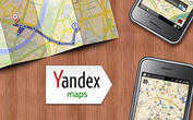 Download Yandex maps for Android - best program for phone and tablet.