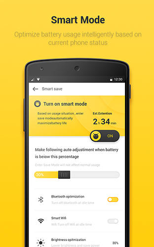 Download Yellow battery for Android for free. Apps for phones and tablets.