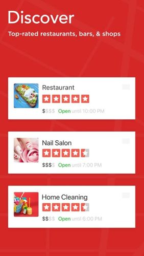 Download Yelp: Food, shopping, services for Android for free. Apps for phones and tablets.