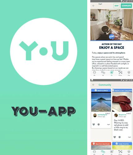 YOU-app - Health & mindfulness