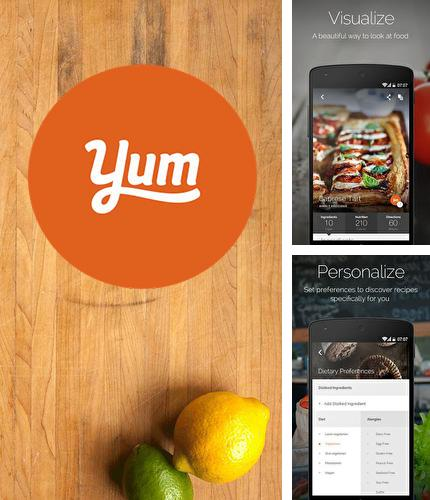 Download Yummly: Recipes & Shopping list for Android phones and tablets.