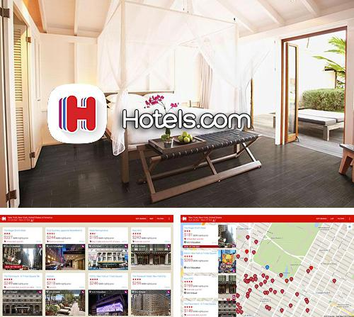 Besides Ruler Android program you can download Hotels.com: Hotel reservation for Android phone or tablet for free.