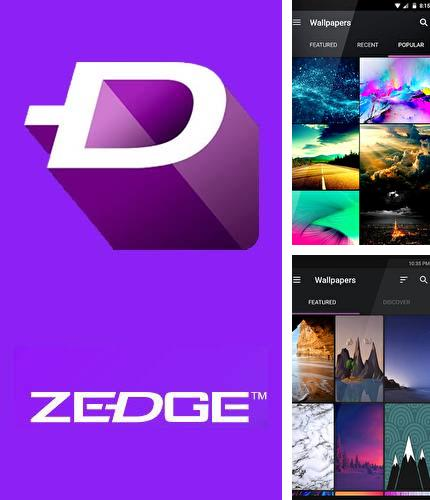 Besides ComiXology Android program you can download ZEDGE: Ringtones & Wallpapers for Android phone or tablet for free.