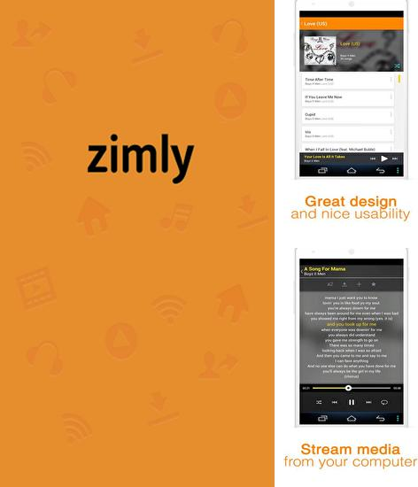 Besides POLA camera - Beauty selfie, clone camera & collage Android program you can download Zimly for Android phone or tablet for free.