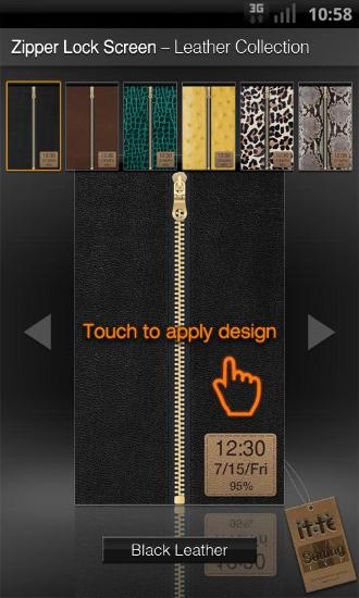 Download Zipper Lock Leather for Android for free. Apps for phones and tablets.