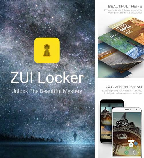 Besides Funny SMS Android program you can download ZUI Locker for Android phone or tablet for free.