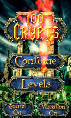 100 Crypts poster