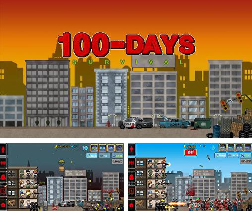 In addition to the game Battle Cats for Android phones and tablets, you can also download 100 days: Zombie survival for free.