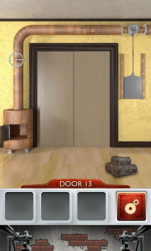 Screenshots von 100 Doors 2 für Android-Tablet, Smartphone.
