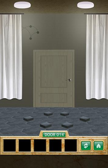 Screenshots von 100 doors 5 stars für Android-Tablet, Smartphone.