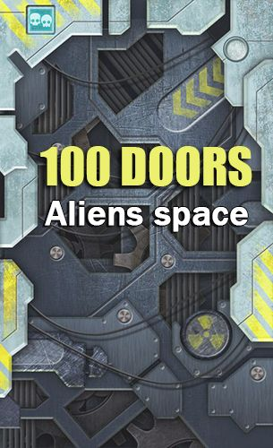 100 Doors: Aliens space poster