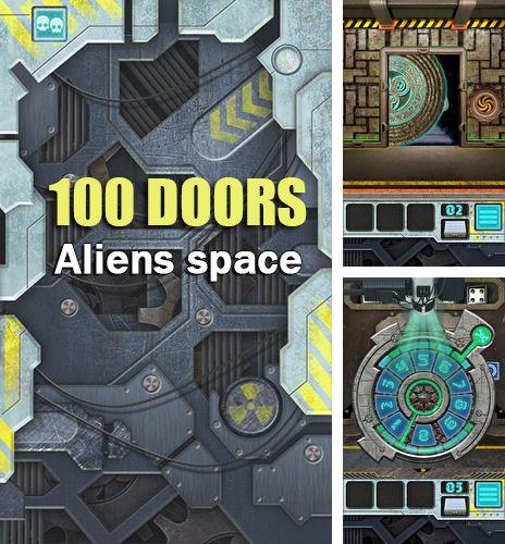 100 Doors: Aliens space