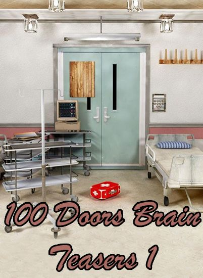 100 doors: Brain teasers 1
