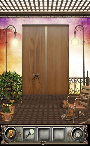 Screenshots von 100 Doors: Floors escape für Android-Tablet, Smartphone.