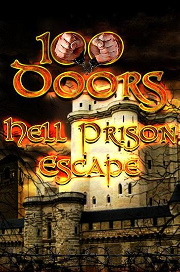 100 doors: Hell prison escape poster