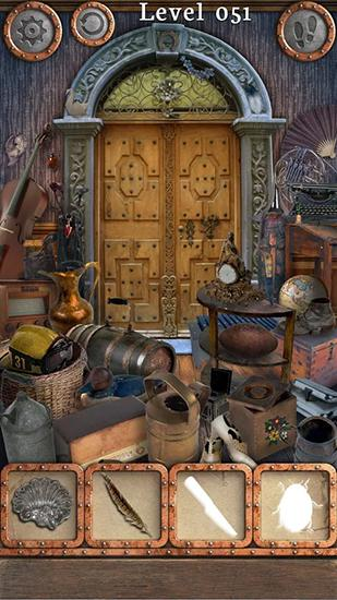 Screenshots von 100 doors saga für Android-Tablet, Smartphone.