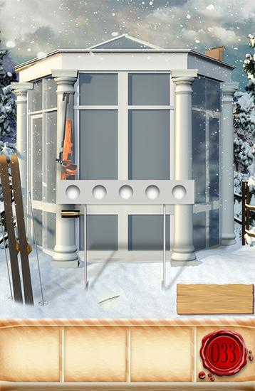 Screenshots von 100 doors: Seasons für Android-Tablet, Smartphone.