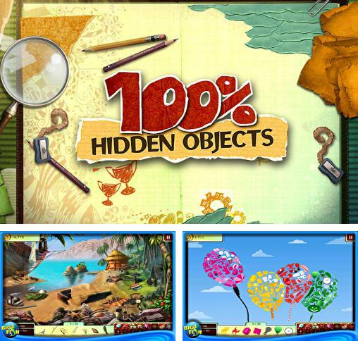 In addition to the game Bon Voyage Hidden Objects for Android phones and tablets, you can also download 100% Hidden objects for free.