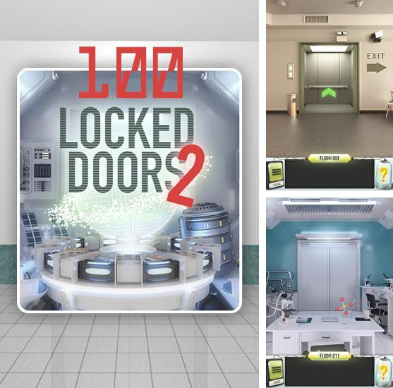 In addition to the game 100 doors 5 stars for Android phones and tablets, you can also download 100 locked doors 2 for free.