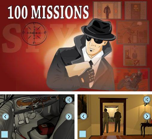 In addition to the game 100 Missions: Las Vegas for Android phones and tablets, you can also download 100 Missions: Tower Heist for free.