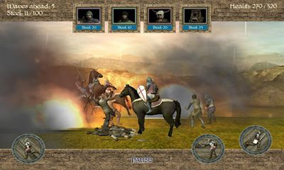 Get full version of Android apk app 1096 AD Knight Crusades for tablet and phone.