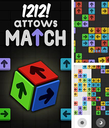 1212! Arrows match: Puzzle game