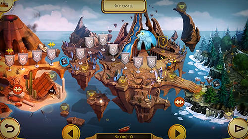 12 labours of Hercules 5: Kids of Hellas screenshot 1