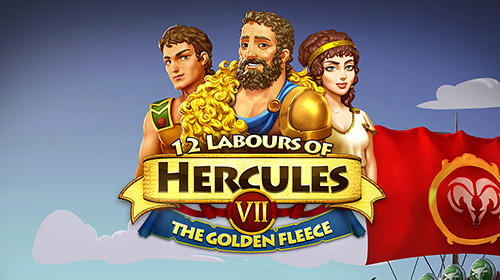 12 labours of Hercules 7: Fleecing the fleece обложка