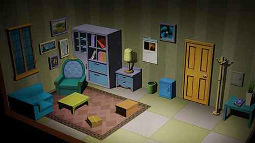 13 puzzle rooms: Escape game screenshot 2