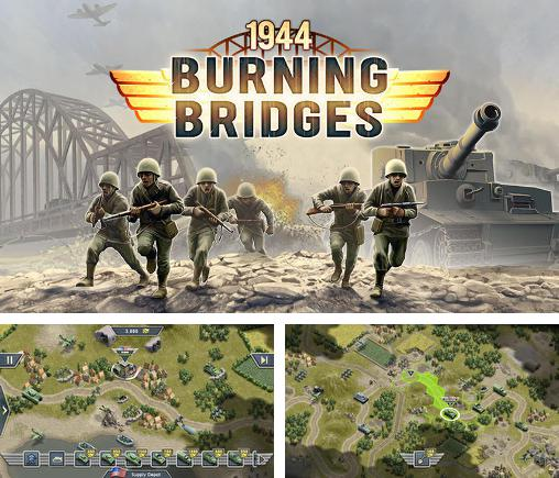 In addition to the game 1941 Frozen Front for Android phones and tablets, you can also download 1944: Burning bridges for free.
